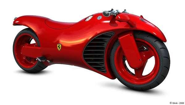 Fire Engine Luxury Bikes