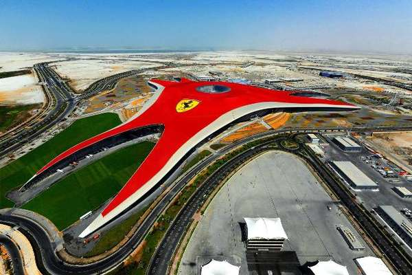 Ferrari World UAE