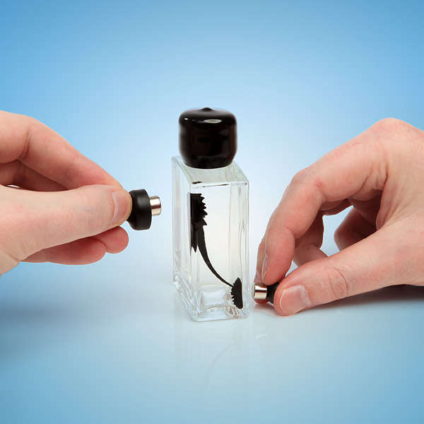 Magnetic Fluid Flasks