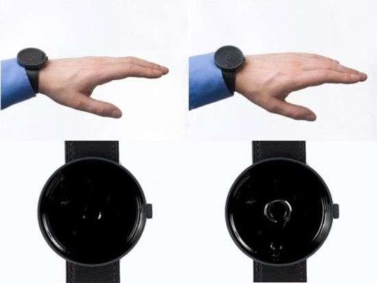 Magnetic Liquid Timepieces