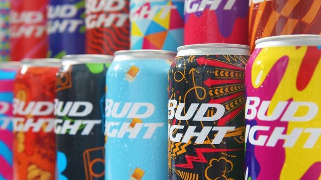 Music Festival Beer Cans