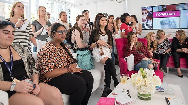 Female-Focused Festival Lounges
