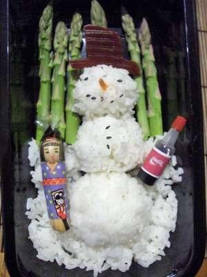 Festive Bento Boxes