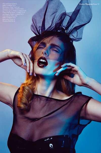 Expressive Cosmetic Pictorials