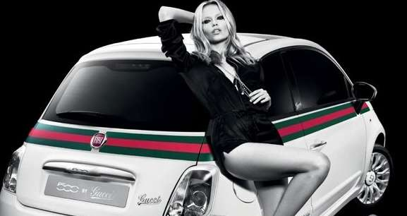 Gucci-Clad Car Models (UPDATE)