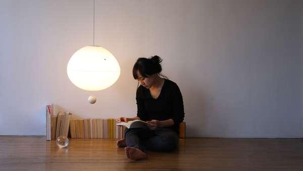 Floating Lighting Fixtures