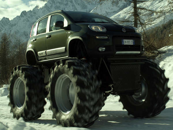 Oversized Economy SUVs
