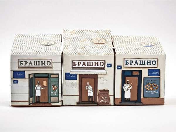Bakery Storefront Branding