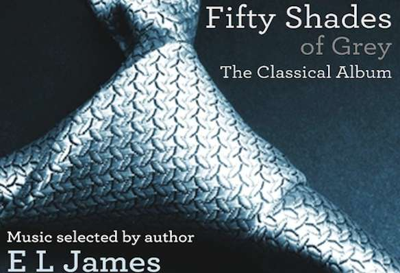 fifty shades of grey classical album