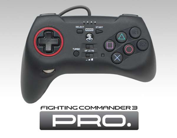 Fighting Commander 3 Pro