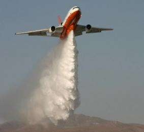 Fighting Fires with a DC-10