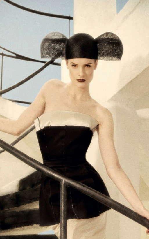 Couture Real Estate Editorials