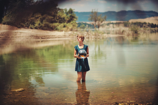Introspective Fairy Tale Photography