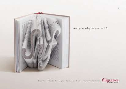 Novel Art Ads