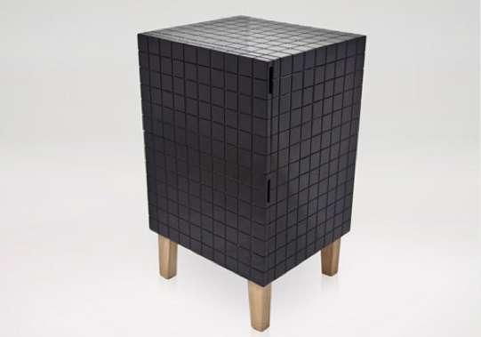 Boxy Gridded Bureaus