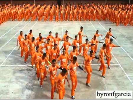 Inmate Dance Tributes