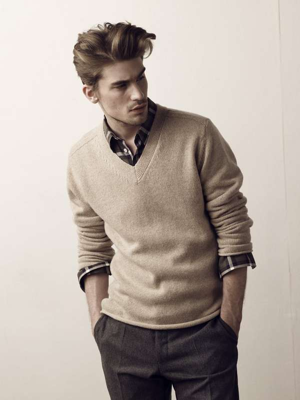 Modernized Classic Clothing : Filippa K Fall/Winter 2010