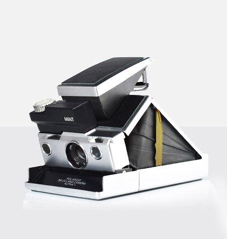 Modernized Film Cameras