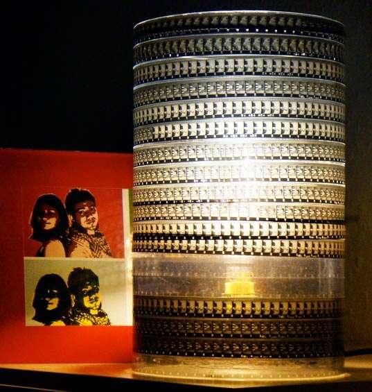 Movie Reel Lighting