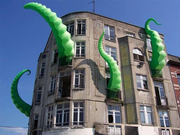 Marvelously Monstrous Street Art