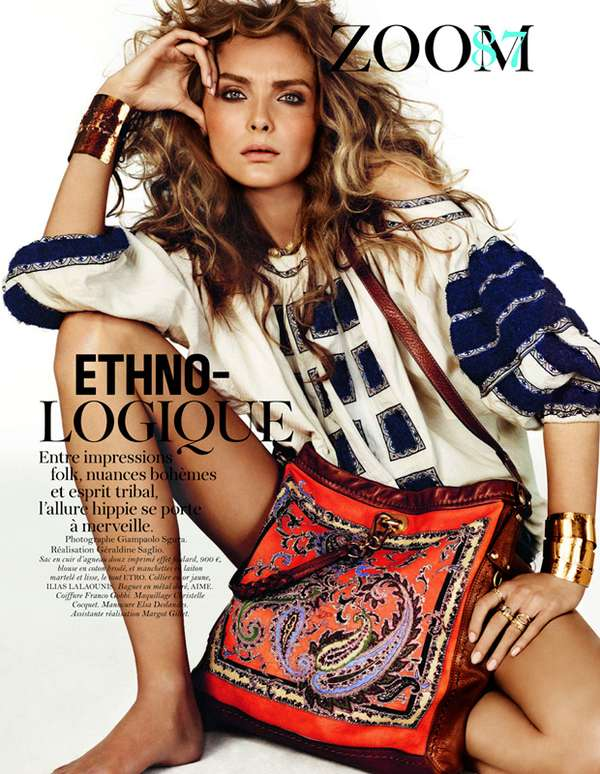 Tribal Hippie Editorials