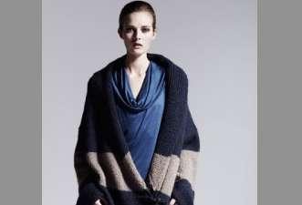 Cozy Wrap-Around Fashion
