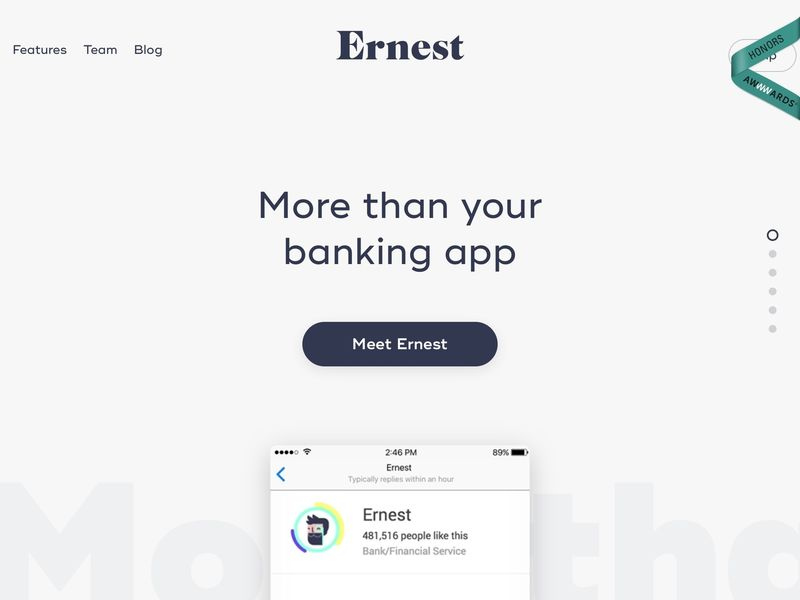 Personal Finance Chatbots