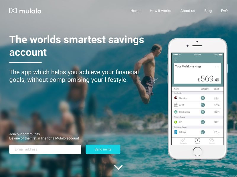 Lifestyle-Oriented Savings Apps