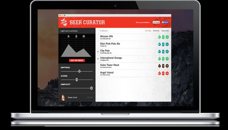 Beer-Selecting Apps