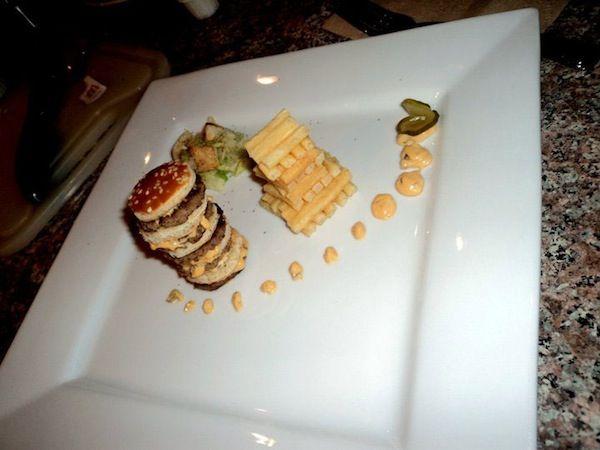 Reformatted Gourmet Burgers