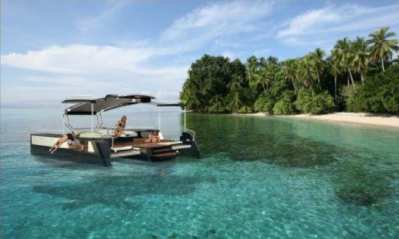 Expandable Miniature Yachts