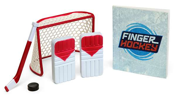 finger hockey desktop office game