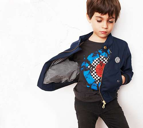 Hipster Childrens Fashion