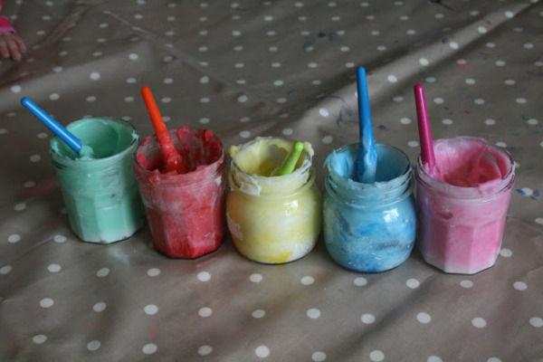 Edible Children Paints