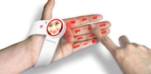 Digital Palm Mobiles