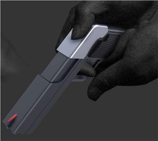 Thumbprint Gun Guards