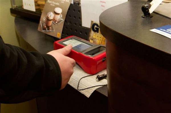 Pulse-Checking Fingerprint Finances