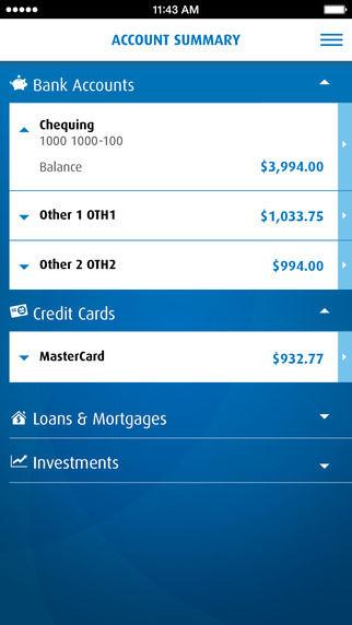Fingerprint-Based Banking Services