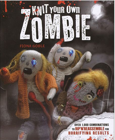 Yarned Zombie Abominations