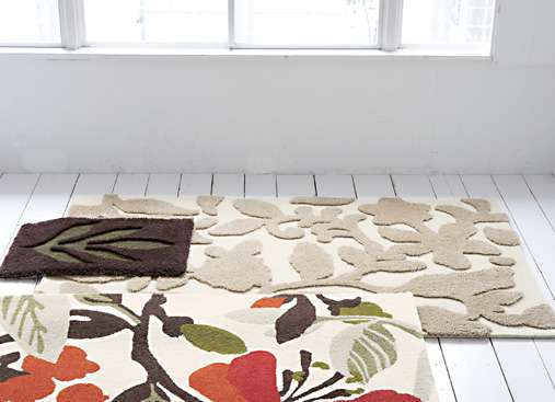 Nature-Inspired Rugs