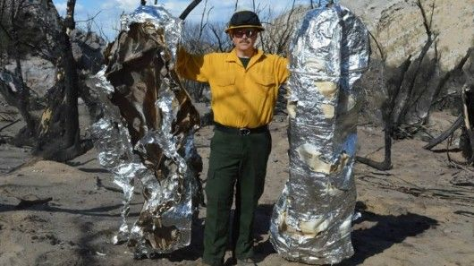 Wearable Firefighting Shelters