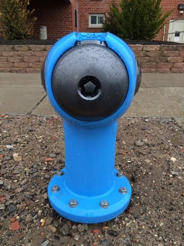 Tamper-Proof Hydrant Redesigns