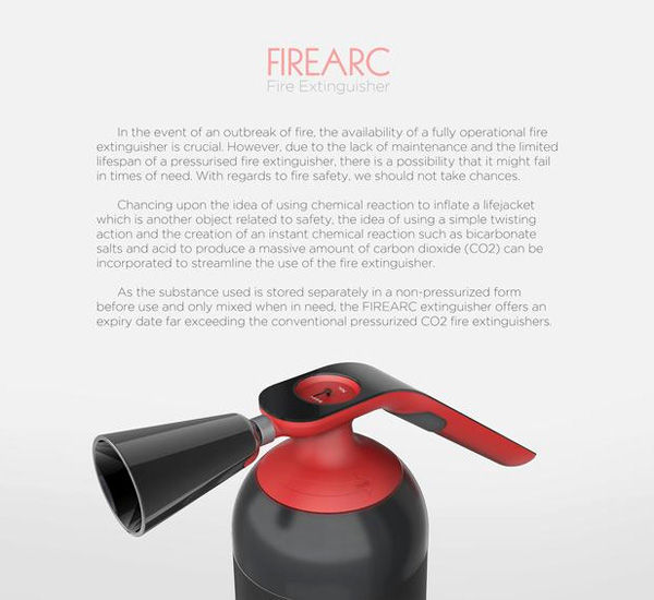 firearc fire extinguisher