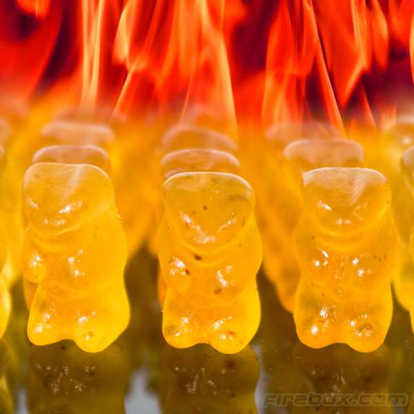 Mouth Burning Gummies