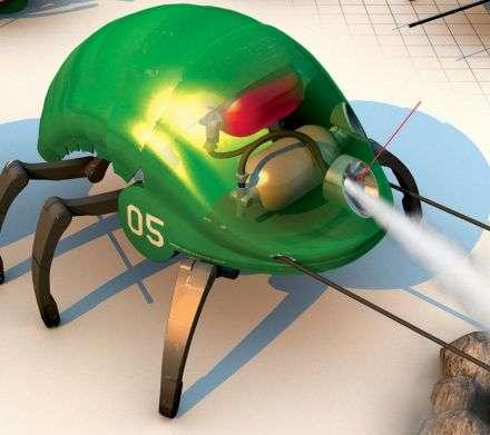 Firefighting Robots