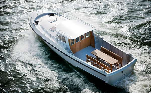 Classic Contemporary Boats