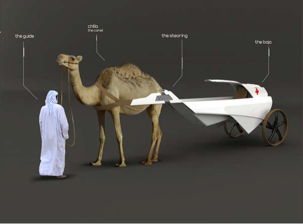 First Aid Camels
