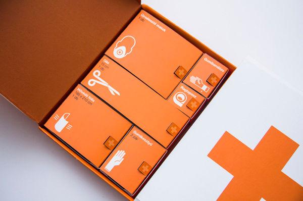 Instructional Emergency Kits