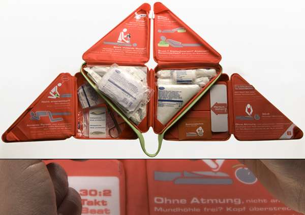 First Aid Support Kit