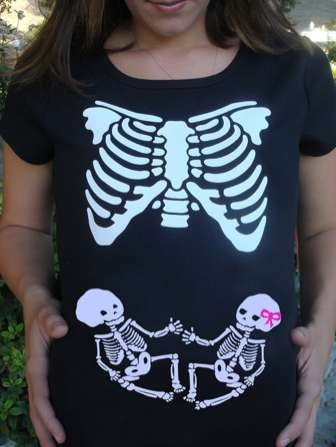 X-Ray Pregnancy Costumes